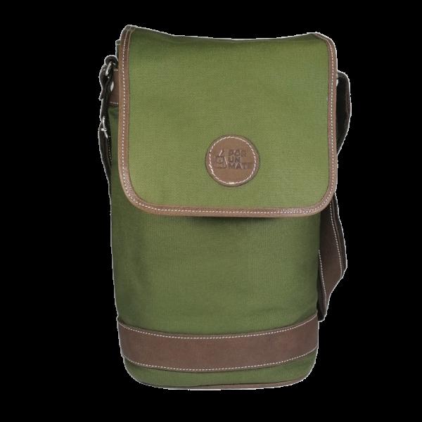 Bolso Nogal c-tapa Verde BL208