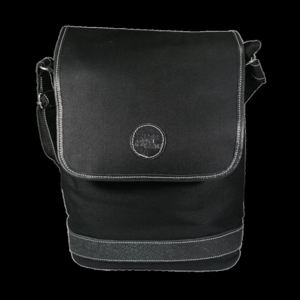 Bolso Roble c-tapa Negro BL210